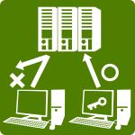 セキュリティ機能付き法人オンラインストレージ|クラウドTENMA